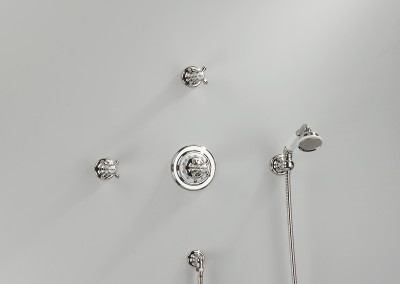 Ens. Douche - Bistrot Shower Set