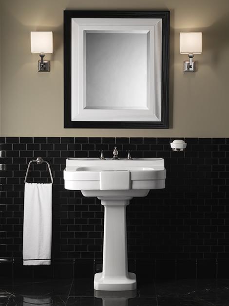beaux les lavabos de waterleau